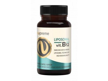 Liposomal Vit. B12 30 kapslí NUPREME