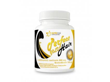 Perfect HAIR gold 90 tbl. Nutricius