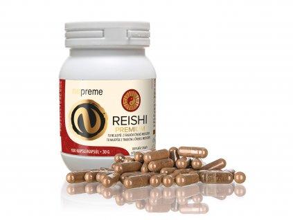 reishi nupreme extrakt 30 % polysacharidů