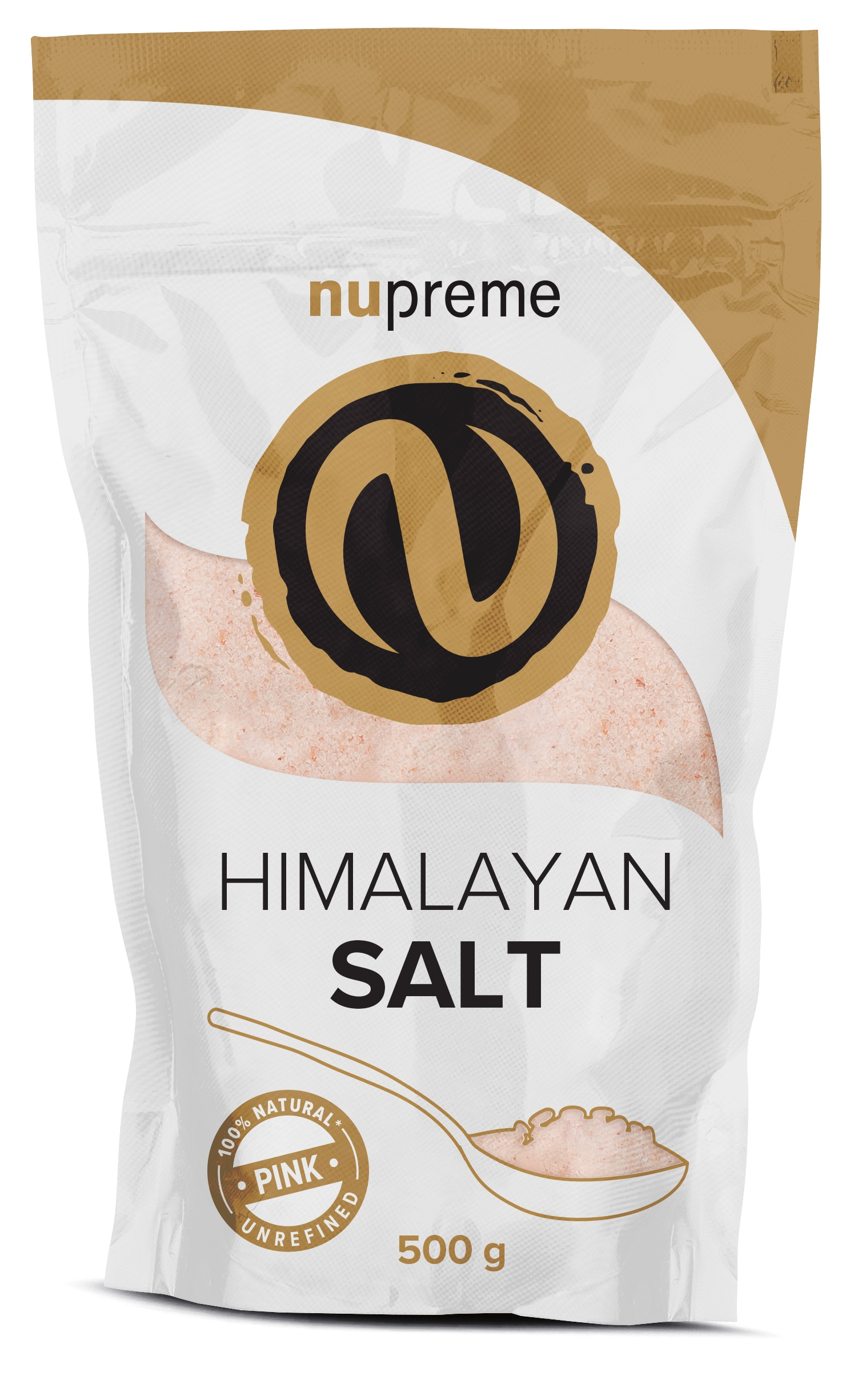 Levně Himalájská sůl růžová 500g NUPREME