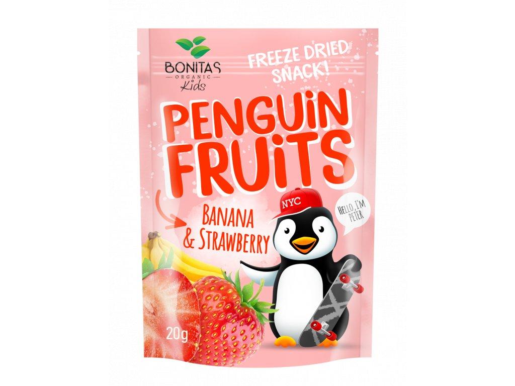 bio penguin fruits