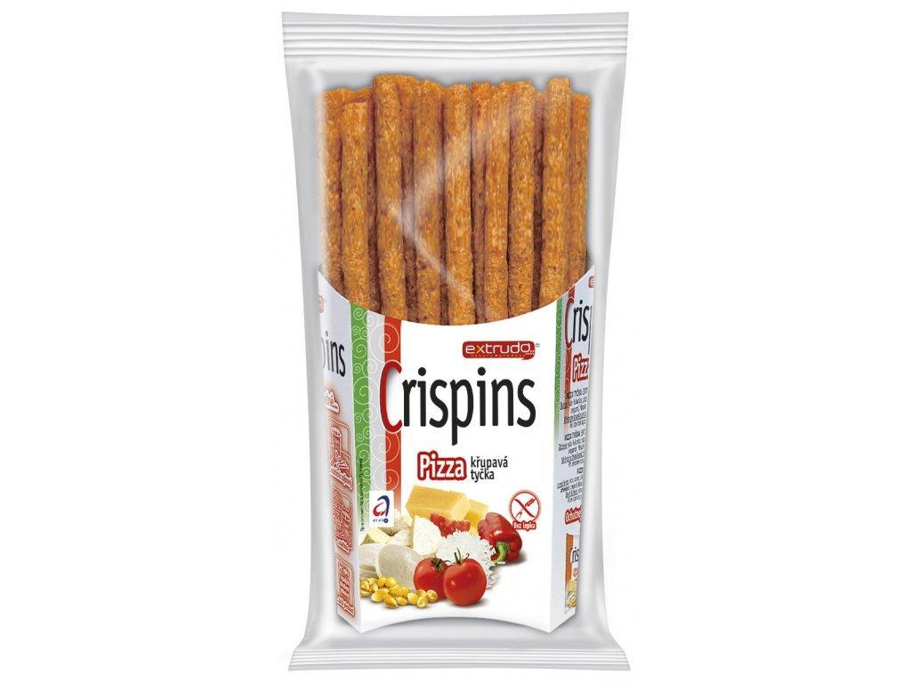 Crispins pizzové tyčinky 60g