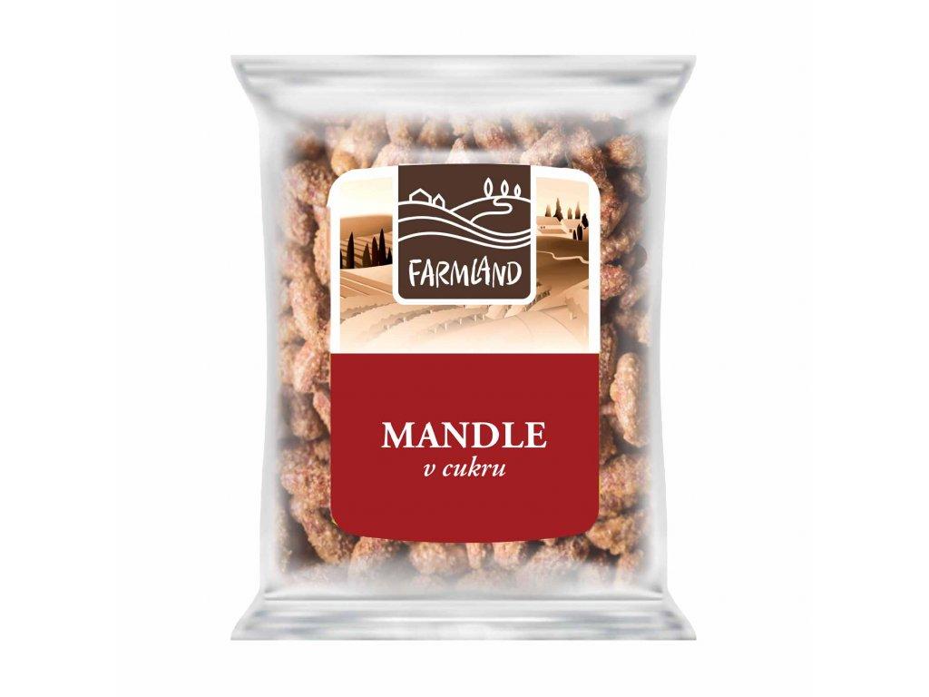 Mandle v cukru FARMLAND 100g