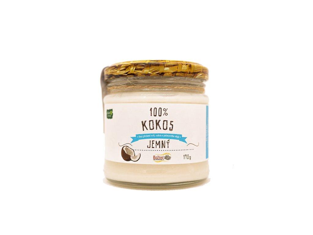 100% kokosový krém BOŽSKÉ OŘÍŠKY 190g