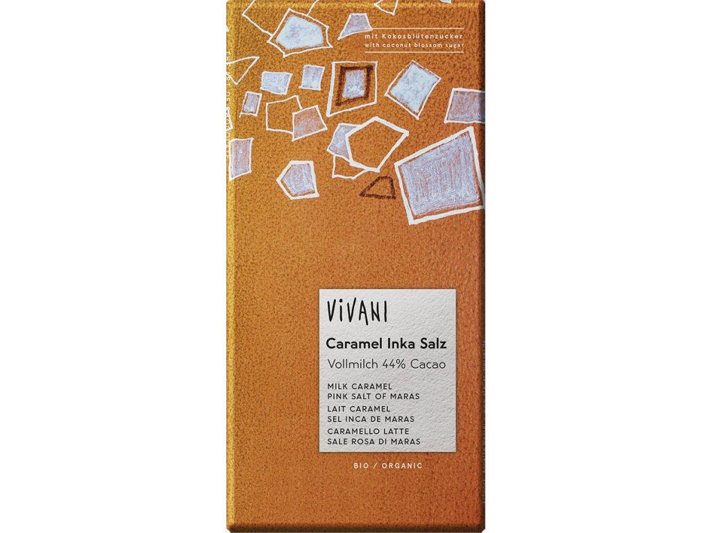 mliecna cokolada s karamelem a solou vivani 80 g b 1b82d17d76f3a680