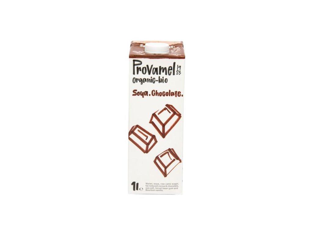 BIO Nápoj sójový čokoládový Provamel 1l