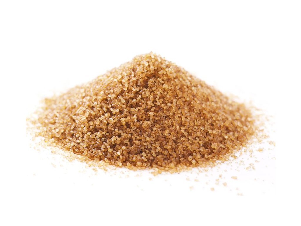 BIO třtinový cukr Demerara BONITAS bez obalu
