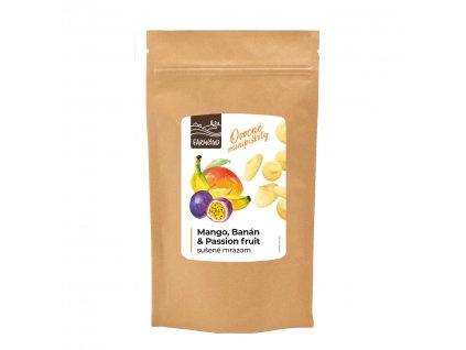 ovocne minipiskoty mango banan a maracuja farmland 15g