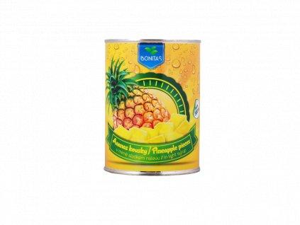 ananas kousky bonitas