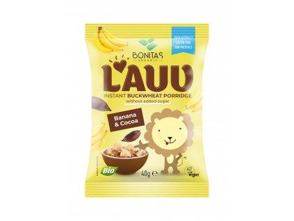 lauv banana cocoa 40g