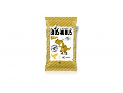 Biosaurus křupky s příchutí sýru 50g