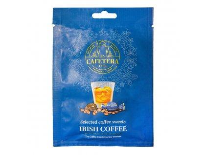 Irish Coffee - Karamelky s kávovým krémem a whisky