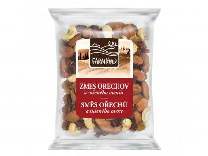 Směs ořechů a sušeného ovoce FARMLAND 100g