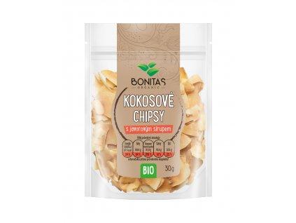 bonitas kokosove ch s javor sirupem 30g