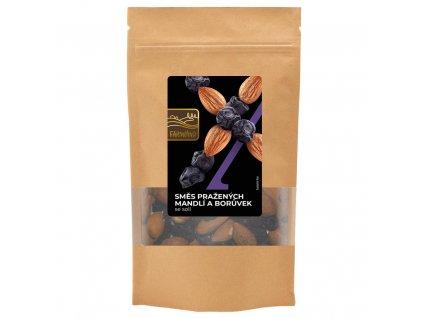 Směs mandlí a borůvek se solí FARMLAND 150g