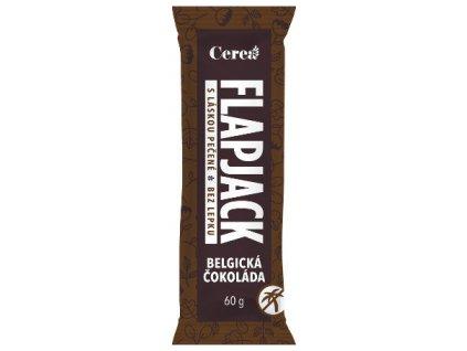 CEREA Flapjack čokoláda 60g
