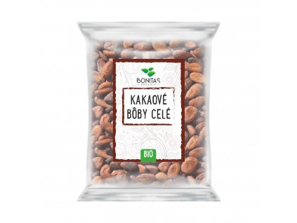 BIO kakaové boby BONITAS 100g