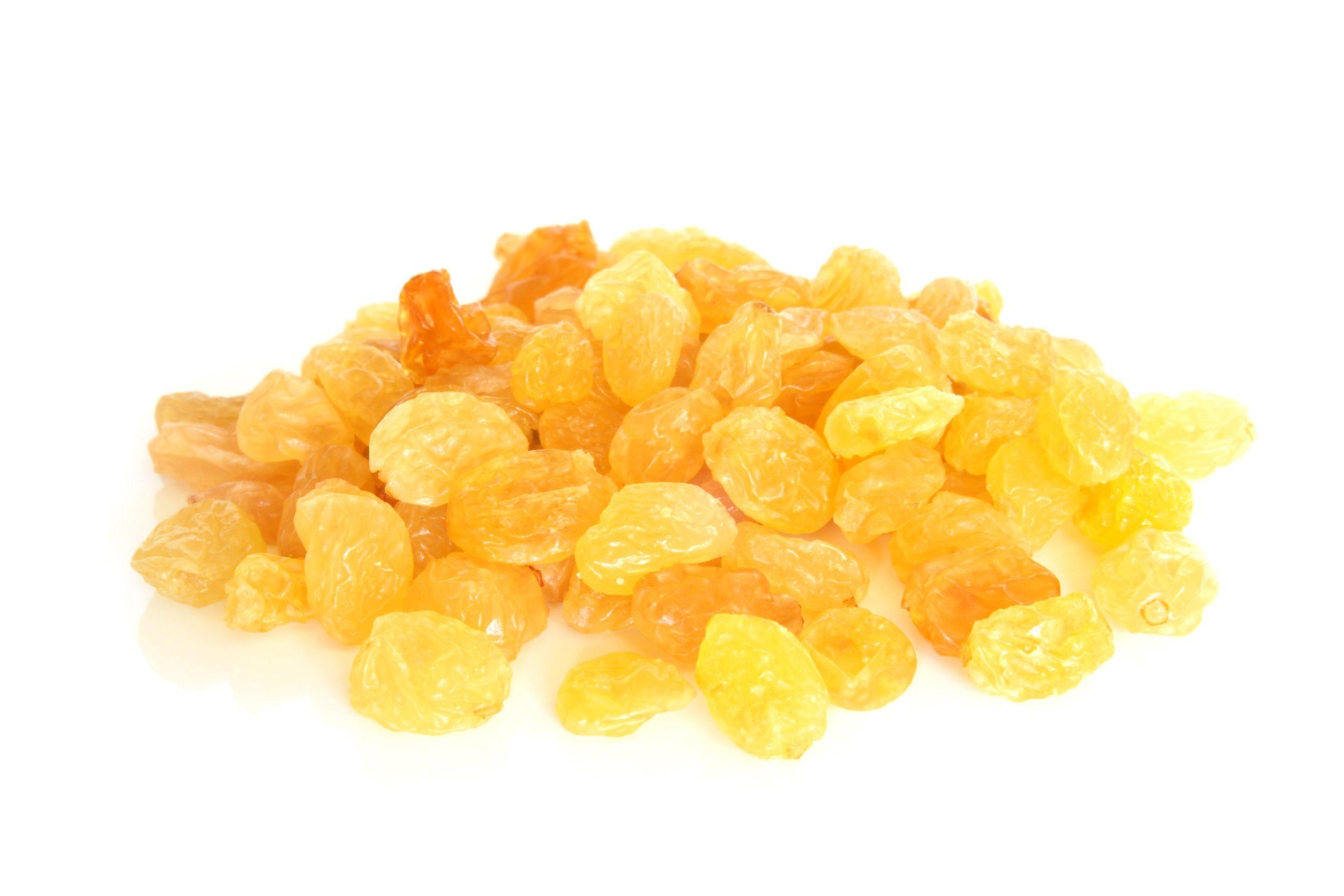 Levně FARMLAND Rozinky zlaté 100g