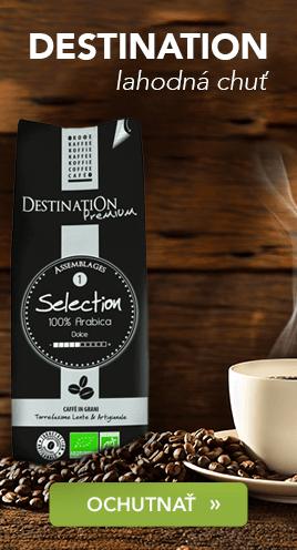 Destination - lahodná chuť