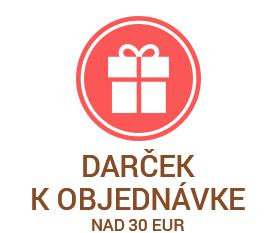 darcek objednávka nad 30 euro