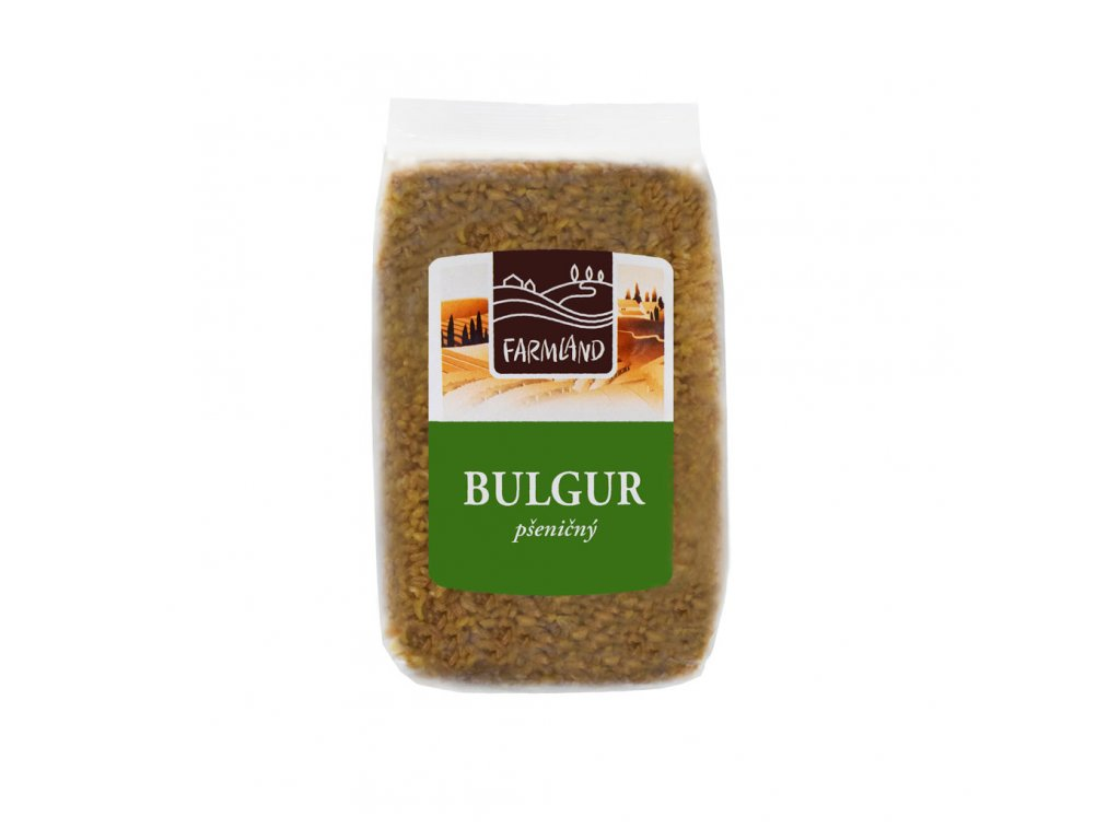 Bulgur pšeničný FARMLAND 500g