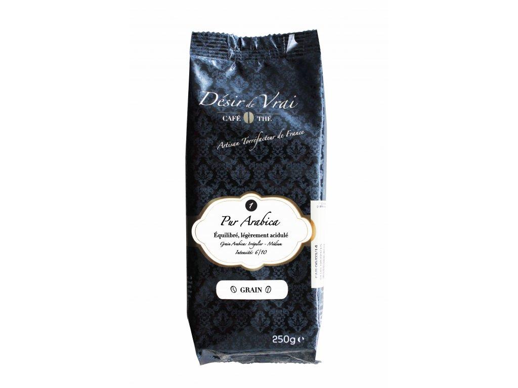 Káva Desír de Vrai 100% Pur Arabica 250g