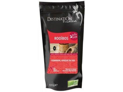 Destination BIO Sypaný čaj Rooibos 100g