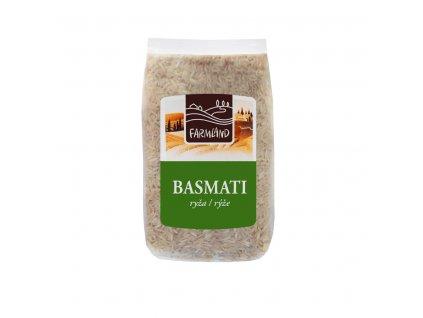 Ryža Basmati biela 500g Farmland