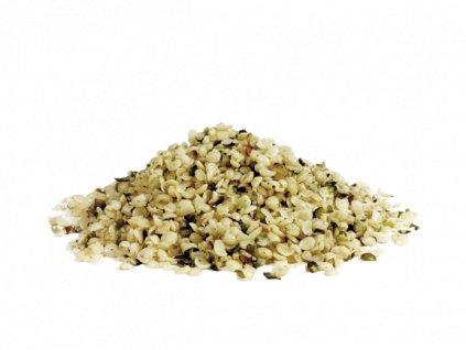 BIO konopné semienka