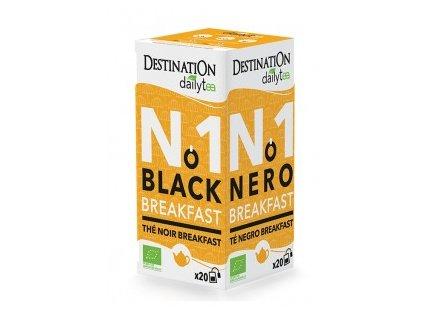 the noir bio breakfast ceylan bio equitable 20 x 2g