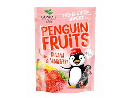 Penguin fruits bonitas