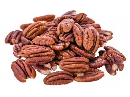 pekanové orechy bez obalu