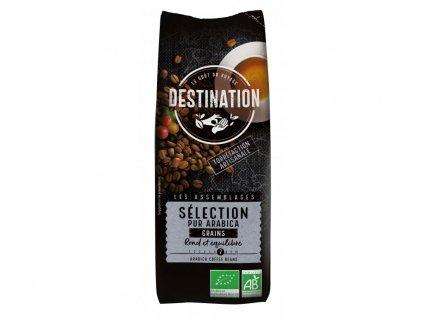 káva zrnková selection destination