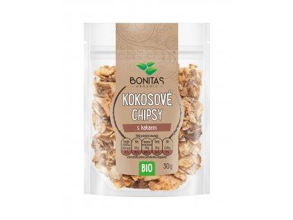 bonitas kokosove ch s kakaem 30g