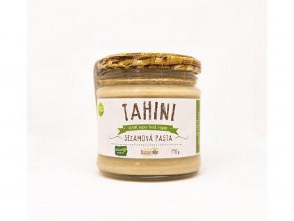 Tahini sezamová pasta Božské oříšky 190g
