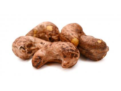 Kešu orechy pražené solené so šupkou FARMLAND bez obalu
