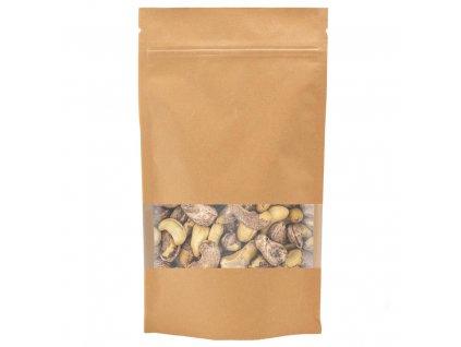 Kešu orechy pražené solené so šupkou FARMLAND 200g