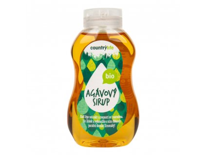 BIO Sirup agávový COUNTRY LIFE 250ml