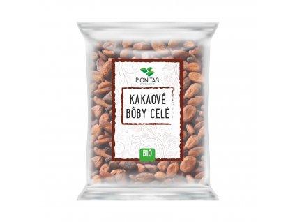 BIO kakaové bôby BONITAS 100g