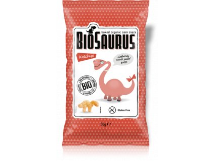 Biosaurus 50g kečup