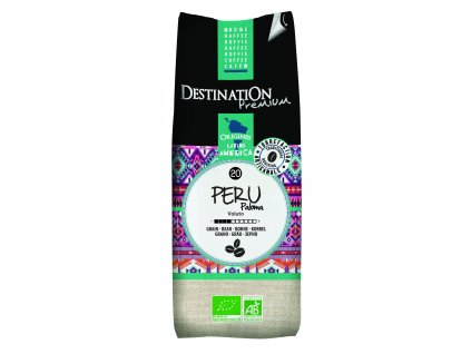 Káva zrnková PERU BIO 250g