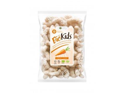 biokids chrumky pre deti mrkva