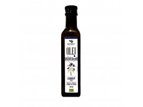 bio ľanový olej bonitas