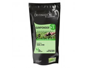 Destination BIO Sypaný čaj zelený Gunpowder 100g