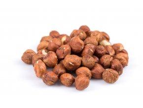 BIO lieskové orechy bez obalu