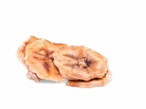 BIO Banánové plátky sušené BONITAS bez obalu