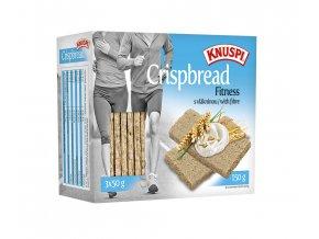 Knuspl Crispbread fitness s vlákninou