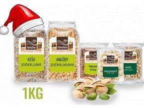 Mini balíček orechov