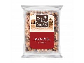 Mandle v cukre FARMLAND 100g