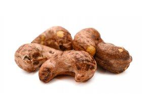 Kešu orechy pražené solené so šupkou FARMLAND 500g